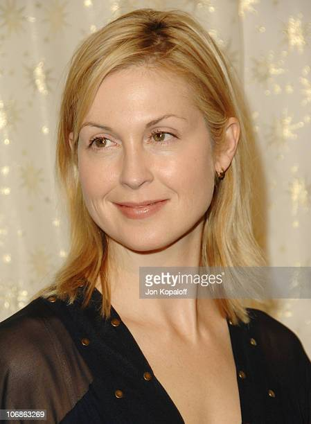 Kelly Rutherford during Fifth Annual Awards Season Diamond Fashion Show Preview Hosted by Diamond Information Center and In Style Magazine at Beverly...
