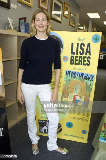 Kelly Rutherford during Green Nest's Book Release Party June 2 2007 at Storyopolis in Studio City California United States