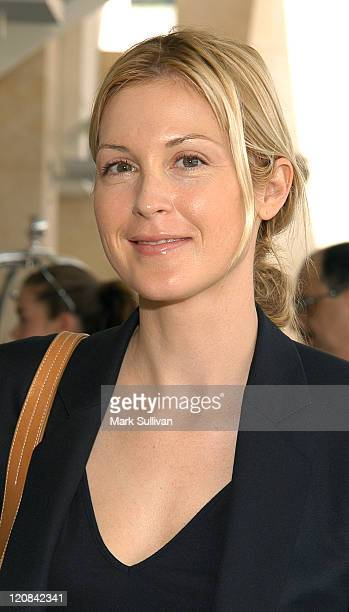 Kelly Rutherford during Television Critics Association ABC Arrivals Day One at Renaissance Hotel in Hollywood California United States