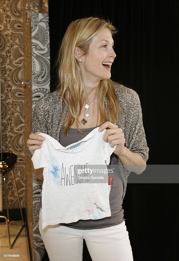 Kelly Rutherford in Alice + Olivia attends Alice + Olivia Tea Party Benefitting Children's Defense Fund on May 23, 2010 in Los Angeles California.