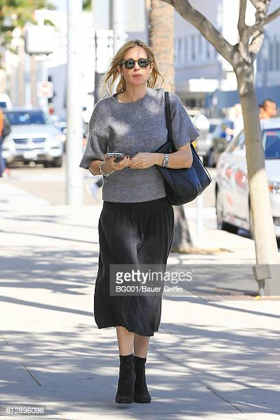 Kelly Rutherford is seen on October 05 2016 in Los Angeles California