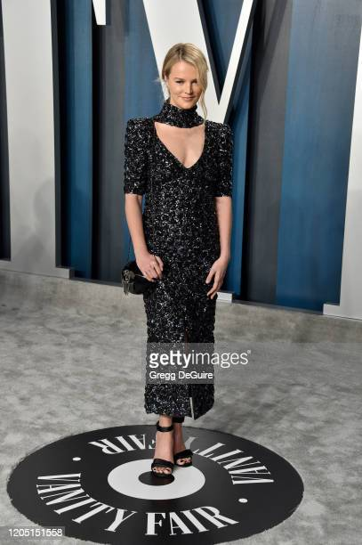 Kelly Sawyer Patricof attends the 2020 Vanity Fair Oscar Party hosted by Radhika Jones at Wallis Annenberg Center for the Performing Arts on February...