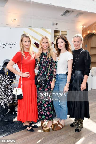 Kelly Sawyer Patricof Rachel Zoe Alex Edenborough and Ali Taekman attend Bonpoint Baby2Baby Celebrate At Au Fudge With Estee Stanley Kelly Sawyer...