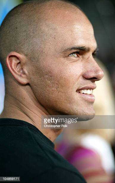 Kelly Slater during 2003 Teen Choice Awards Arrivals at Universal AmphiTheater in Universal City California United States