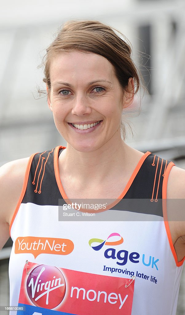 Virgin London Marathon - Celebrity Photocall