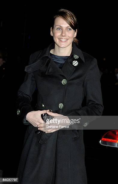 Kelly Sotherton attends the BBC Sports Personality of the Year awards at the Liverpool Echo Arena on December 14 2008 in Liverpool England