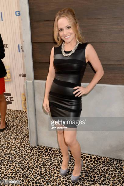 Kelly Stables attends Spike TV's Guys Choice 2013 at Sony Pictures Studios on June 8 2013 in Culver City California