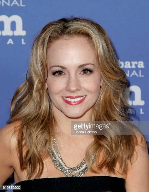 Kelly Stables attends the 33rd annual Santa Barbara International Film Festival American Riviera Award presentation at Arlington Theatre on February...