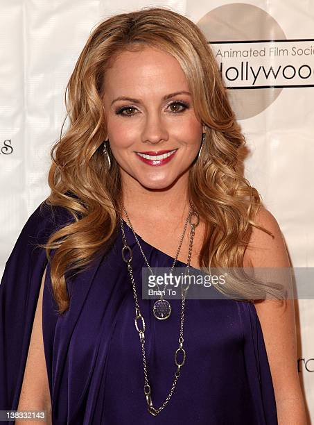 Kelly Stables attends the 39th Annual Annie Awards at Royce Hall UCLA on February 4 2012 in Westwood California