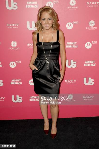 Kelly Stables attends Us Weekly Hot Hollywood Style Issue Event at Drai's Hollywood on April 22 2010 in Hollywood California