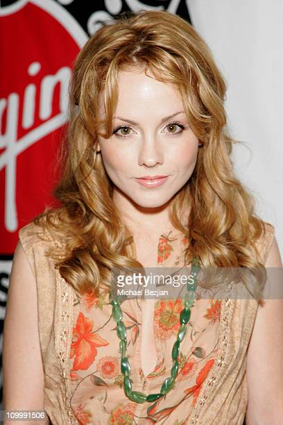 Kelly Stables during Virgin Megastore Rock and Roll Fashion Show May 3 2006 in Los Angeles California United States