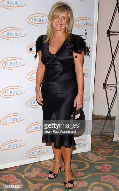 Kelly Stone during 6th Annual Lupus Gala Arrivals at Beverly Hills Hotel in Beverly Hills California United States