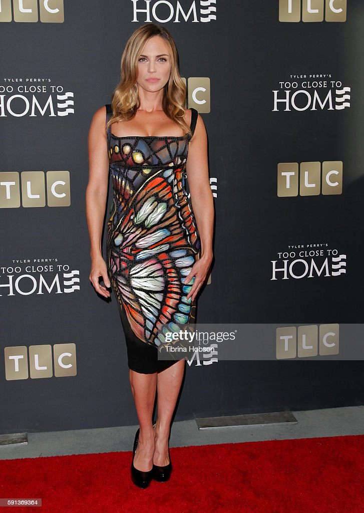Kelly Sullivan attends the Screening of TLC Networks 'Too Close To Home' at The Paley Center for Media on August 16, 2016 in Beverly Hills, California.