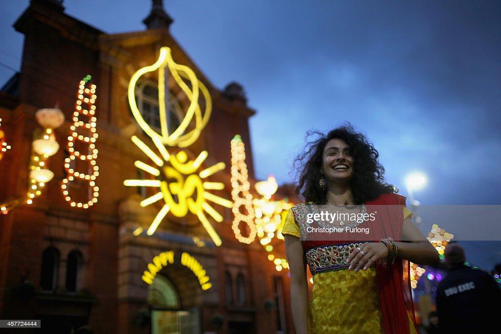 Diwali Festival Of Light Celebrated In The UK : News Photo
