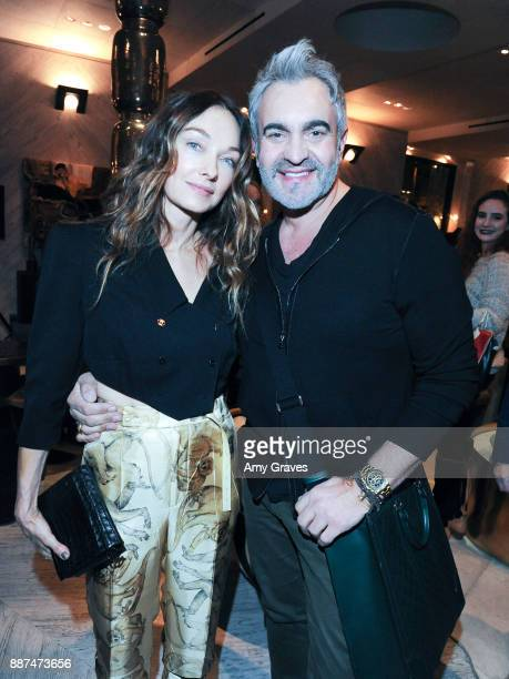Kelly Wearstler and Martyn Lawrence Bullard attend Kelly Wearstler hosts 'The Authentics' book signing launch party for Melanie Acevedo and Dara...