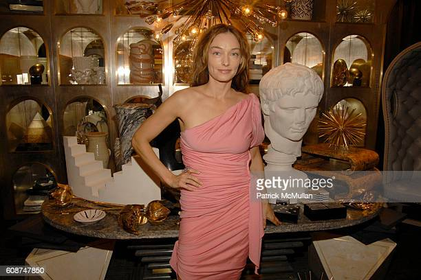 Kelly Wearstler attends HOUSE GARDEN Design Week present KELLY WEARSTLER at NYC on October 21 2007