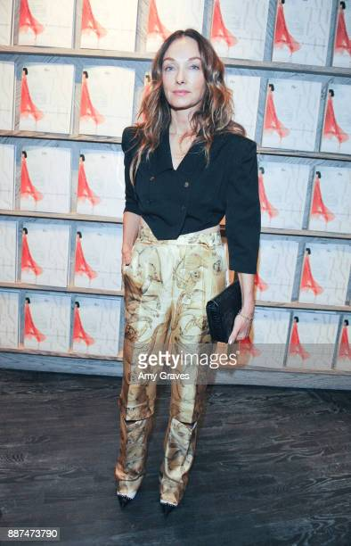 Kelly Wearstler attends Kelly Wearstler hosts 'The Authentics' book signing launch party for Melanie Acevedo and Dara Caponigro at Kelly Wearstler...