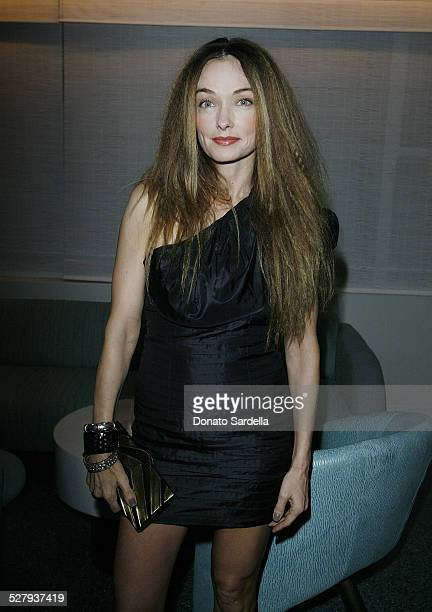 Kelly Wearstler attends Launch Party For HUE By Kelly Wearstler At The Avalon's Oliverio Restaurant on November 18 2009 in Beverly Hills California