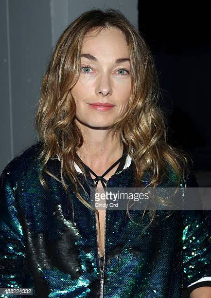 Kelly Wearstler attends Libertine Spring 2016 during New York Fashion Week The Shows at The Gallery Skylight at Clarkson Sq on September 14 2015 in...