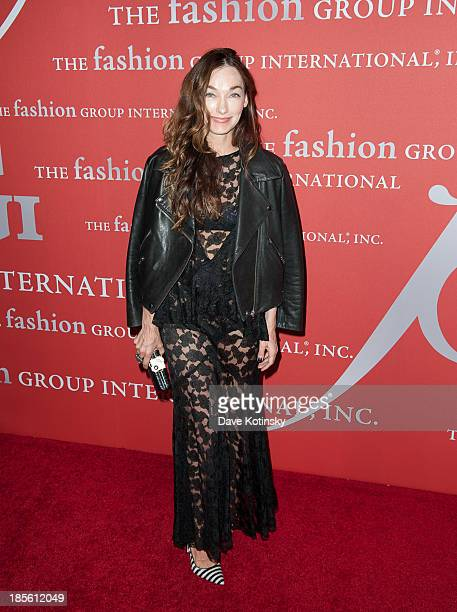 Kelly Wearstler attends the 30th Annual Night Of Stars presented by The Fashion Group International at Cipriani Wall Street on October 22 2013 in New...