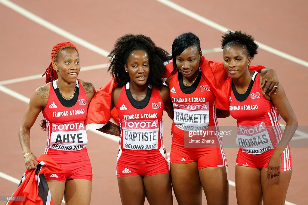 15th IAAF World Athletics Championships Beijing 2015 - Day Eight : News Photo