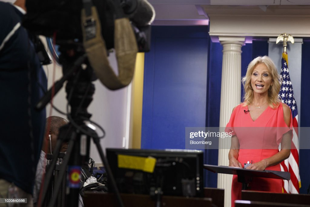 Senior Advisor Kellyanne Conway Delivers Remarks