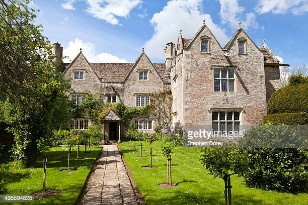 Kelmscott Manor, country home of William Morris