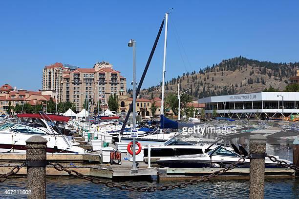 Kelowna British Columbia Yacht Club And Hotel
