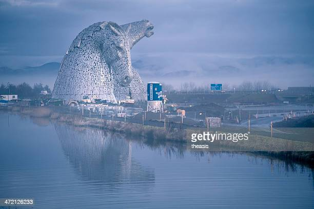 Kelpies Construction