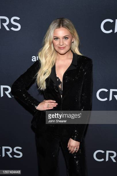 Kelsea Ballerini attends Country Heat for CRS 2020 at Omni Hotel on February 19 2020 in Nashville Tennessee