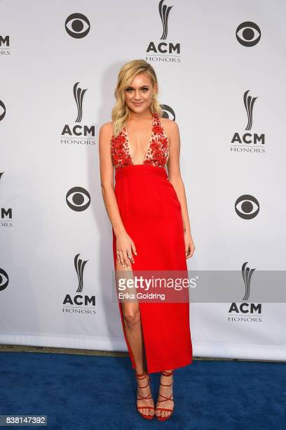 Kelsea Ballerini attends the 11th Annual ACM Honors at the Ryman Auditorium on August 23 2017 in Nashville Tennessee