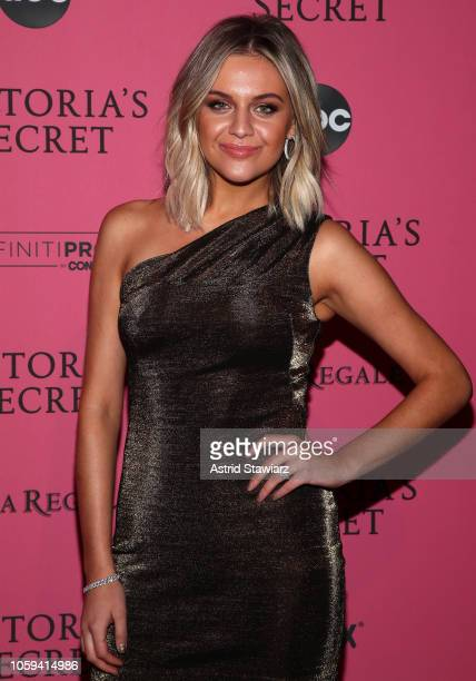 Kelsea Ballerini attends the 2018 Victoria's Secret Fashion Show After Party on November 8 2018 in New York City