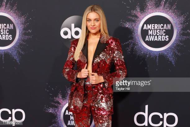 Kelsea Ballerini attends the 2019 American Music Awards at Microsoft Theater on November 24, 2019 in Los Angeles, California.