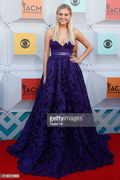 Kelsea Ballerini attends the 51st Academy Of Country Music Awards at MGM Grand Garden Arena on April 3 2016 in Las Vegas Nevada