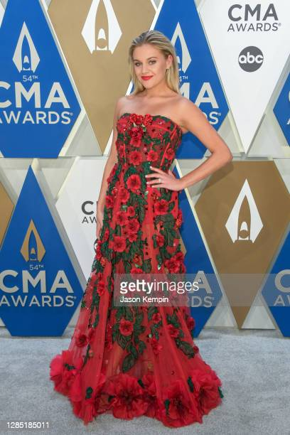 Kelsea Ballerini attends the 54th annual CMA Awards at the Music City Center on November 11, 2020 in Nashville, Tennessee.