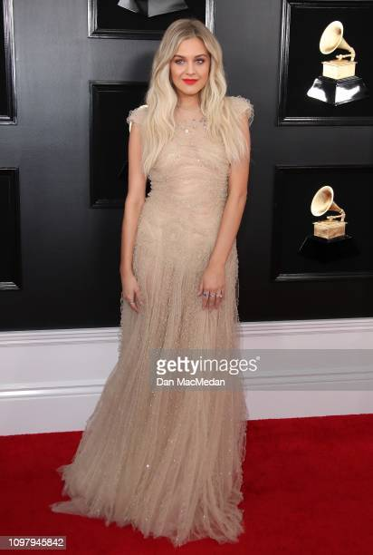 Kelsea Ballerini attends the 61st Annual GRAMMY Awards at Staples Center on February 10 2019 in Los Angeles California