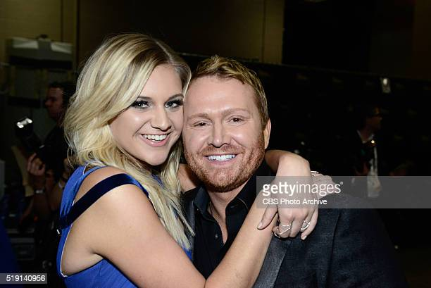 Kelsea Ballerini backstage at the 51st ACADEMY OF COUNTRY MUSIC AWARDS cohosted by Luke Bryan and Dierks Bentley from the MGM Grand Garden Arena in...