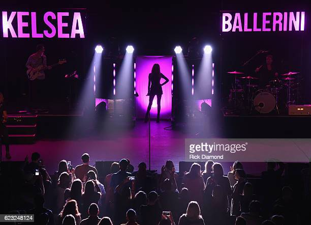 Kelsea Ballerini Headlining THE FIRST TIME Tour Stop In her Hometown Knoxville Tennessee at the SOLD OUT Tennessee Theater on November 11 2016 in...