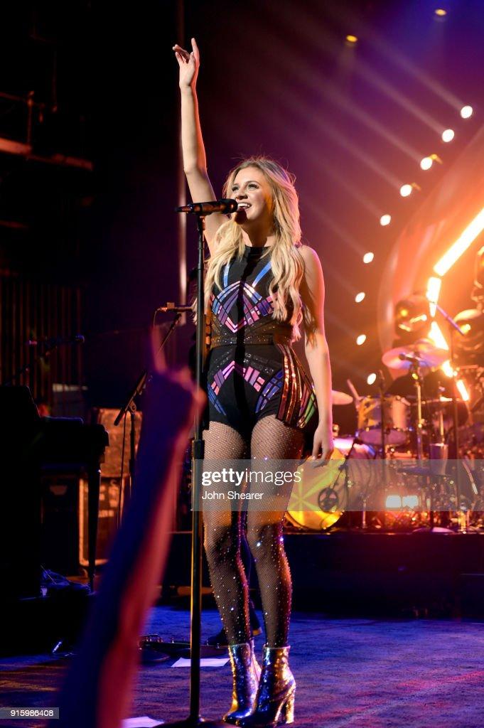 Kelsea Ballerini The Unapologetically Tour Opening Night 2018 : Nachrichtenfoto