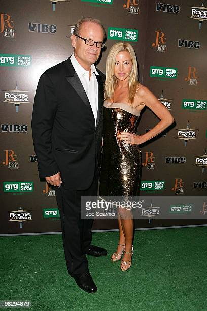 Kelsey and Camille Grammer arrives at the 6th Annual Roots Jam Session at Key Club on January 30 2010 in West Hollywood California