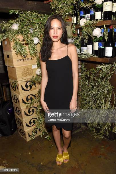 Kelsey Asbille attends ELLE x Stuart Weitzman celebration of Giovanni Morelli's debut collection for Stuart Weitzman hosted by Nina Garcia on May 16...
