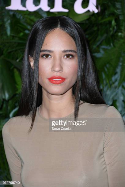 Kelsey Asbille attends Max Mara WIF Face Of The Future at Chateau Marmont on June 12 2018 in Los Angeles California