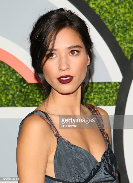 Kelsey Asbille attends the 2017 GQ Men of The Year Party on December 07 2017 in Los Angeles California