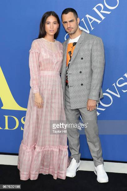 Kelsey Asbille attends the 2018 CFDA Awards at Brooklyn Museum on June 4 2018 in New York City