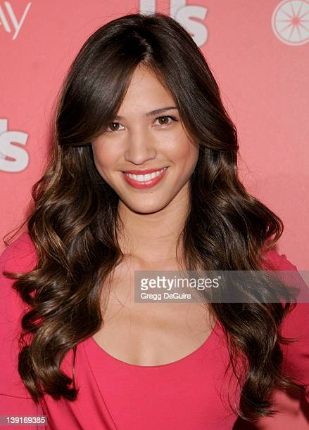 Kelsey Chow arrives at the US Weekly Annual Hot Hollywood Style Issue Party Celebrating 2011 Style Winners at Eden on April 26 2011 in Hollywood...