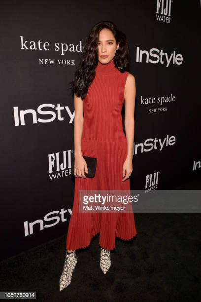 Kelsey Chow attends the 2018 InStyle Awards at The Getty Center on October 22 2018 in Los Angeles California