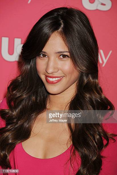 Kelsey Chow attends the Us Weekly Hot Hollywood Party at Eden on April 26 2011 in Hollywood California