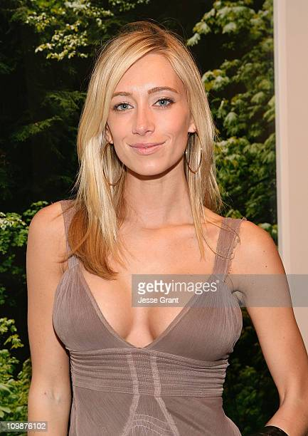 Kelsey Crane attends Alexandra Hedison's ITHAKA opening at Month Of Photography LA at Frank Pictures Gallery on April 4 2009 in Santa Monica...