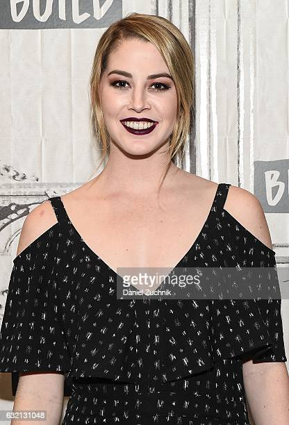 Kelsey Darragh attends Build Series Presents Buzzfeed Motion Pictures Staff at Build Studio on January 19 2017 in New York City