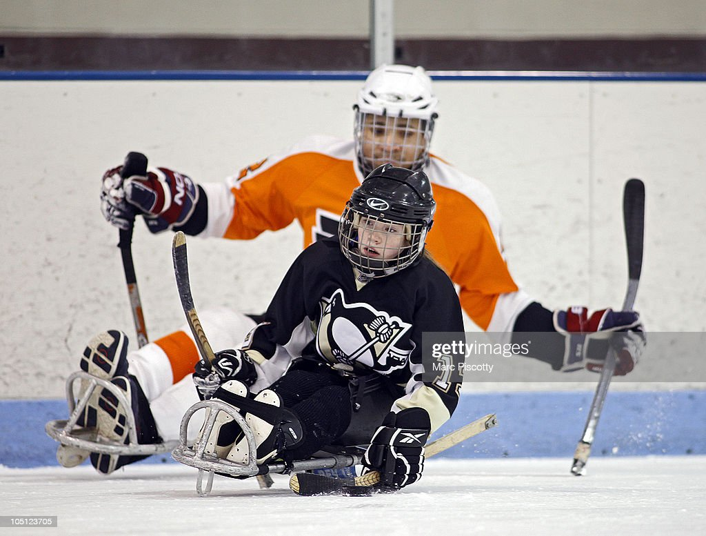 USA Hockey Sled Classic Presented By The National Hockey League : News Photo